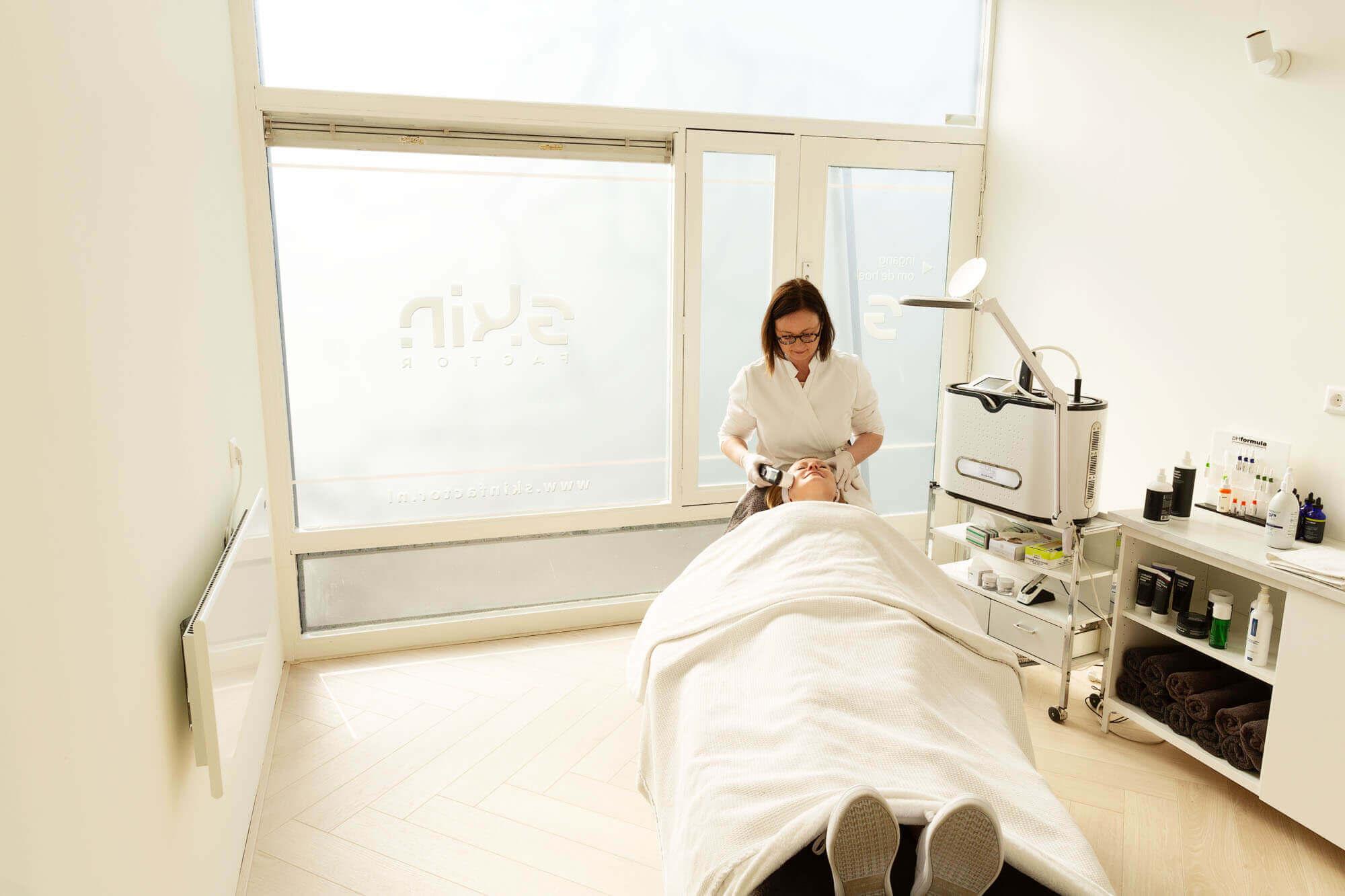 Acne behandeling Amsterdam Noord