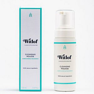 Witlof Cleansing mousse
